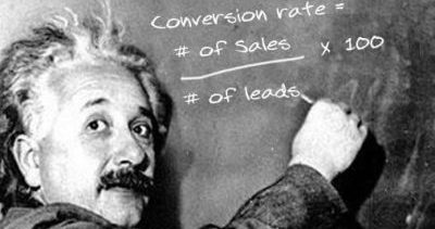Forget Lead Generation, Sales Conversion Comes First!